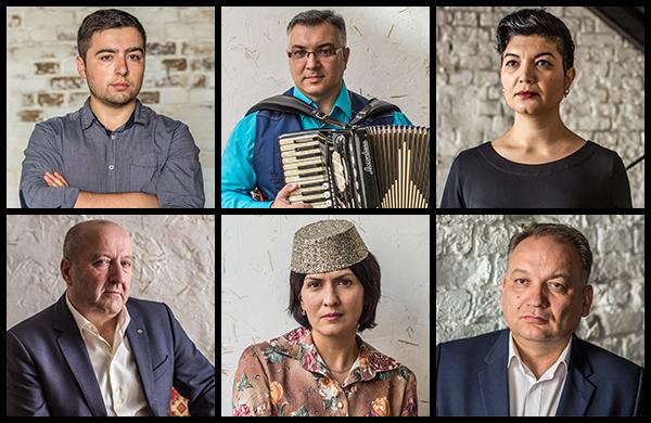Crimea tatar collage