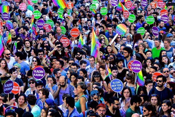 Turkey LGBT ban