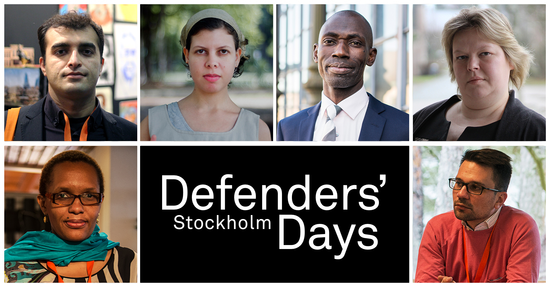 Defenders' Days is a conference for and with human rights defenders.