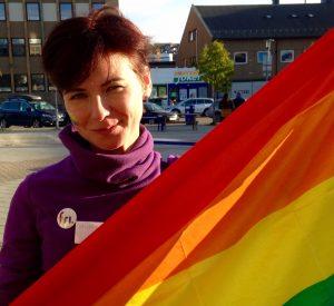 Valentina Likhoshva, Barents Pride 2018