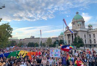 Belgrade Pride Parade 2021